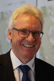 Rolf Heinzmann, Präsident Ortsgemeinde Goldach (Bild: Sandro Büchler)