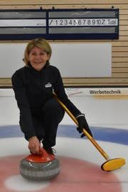 Monika Lutz ist Mitglied des CC Herisau-Waldstatt. (Bild: Mea Mc Ghee)