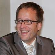 Martin Achermann, SGV-Geschäftsleitungsmitglied.