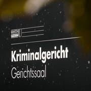 Der Mann musste sich vor dem Kriminalgericht wegen Betruges verantworten. (Bild: Philipp Schmidli (Luzern, 12. Juli 2016))