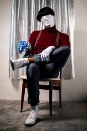 Ein Neuseeländer mit Maske: Jonathan Bree. (Bild: PD)