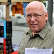 Der Weinfelder Marktchef Walter Reinhart findet, die Schliessung des Adventsmarktes war richtig. (Bild: Mario Testa)