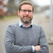 Wängis Gemeindepräsident Thomas Goldinger