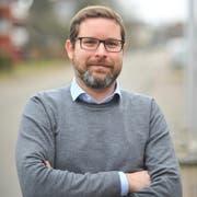 Wängis Gemeindepräsident Thomas Goldinger. (Bild: Olaf Kühne)