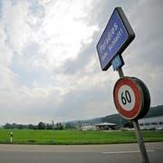 Die Ortseinfahrt von Paradies in der Gemeinde Schlatt. (Bilder: Reto Martin)