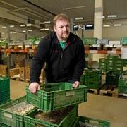Hat seinen Rücktritt angekündigt: Regiofair-Geschäftsführer Andreas Lieberherr. (Bild: Corinne Glanzmann, Zell 31. März 2016)