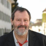 Romano Cuonz, Journalist und Publizist aus Sarnen.