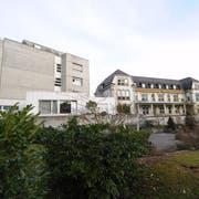 Im Spital Grabs sollen die medizinischen Leistungsangebote in der Spitalregion Rheintal Werdenberg Sarganserland konzentriert werden. (Bild: Olivia Hug)