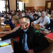 Das Wahlsystem gibt bereits vor der Landratsdebatte zu reden. (Bild: Urs Hanhart, Altdorf, 21. Juni 2017)