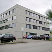 Das Empfangs- und Verfahrenszentrum in Kreuzlingen, das per 1. März 2019 zum Ausreisezentrum wird. (Archivbild: Reto Martin)