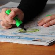Die Stadt soll künftig bei Stelleninseraten angeben, welche Lohnbandbreite für die Anstellung vorgesehen ist, fordert die GLP. (Bild: Archiv Luzerner Zeitung)