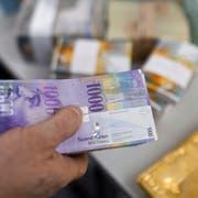 Wer in den Ständerat will, muss je nach Kanton viel Geld in die Hand nehmen. (Bild: Keystone)