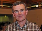 Walter Hug wurde 2012 zum Präsidenten der Korporation gewählt. (Bild Robert Hess)