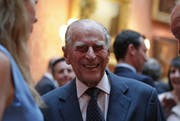 Prinz Philip, Duke of Edinburgh. (Bild: Getty (London, 11. Juli 2017))