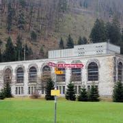 Mehrere Wege sind offen: Wohin soll es mit dem Kraftwerk Obermatt in Engelberg gehen? (Bild: OZ)