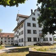 Das Schloss Hauptwil soll für drei Millionen Franken den Besitzer wechseln. (Bild: Larissa Flammer)