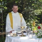 Die Küssnachter wollen ihn zurück: Pfarrer und Seelsorger Werner Fleischmann. (Bild: PD)