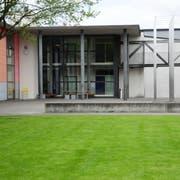 Das Wigoltingen Sekundar-Schulhaus. (Bild: Sabrina Bächi)