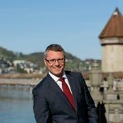 Jörg Meyer, Regierungsratskandidat der SP.
