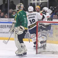 Im elften Playoff-Spiel läuft alles schief für den HC Thurga ...