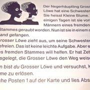 Die Schüler der Primarschule Wil beugten sich kürzlich über ein umstrittenes Leseheft. (Bild: Christian Beutler/KEY)