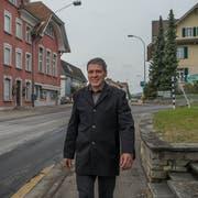 Herbert Schmid, Gemeindepräsident (CVP) von Hohenrain. (Bild: Nadia Schärli, 9. November 2016)