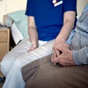 Seit 2011 müssen die Luzerner Gemeinden für jene Pflegekosten aufkommen, die nicht von den Krankenkassen und den Betroffenen übernommen werden. (Bild: Pius Amrein)