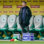 Sportchef Alain Sutter kann nach dem 3:0 gegen Xamax zufrieden sein. (Bild: Andy Mueller/freshfocus)