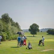 Der Golfclub Waldkirch hofft mit der Änderung, die Mitgliederzahl zu steigern. (Bild: Benjamin Manser)