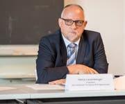Heinz Leuenberger, Präsident des Verbands Thurgauer Schulgemeinden. (Bild: Thi My Lien Nguyen)