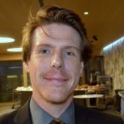 Christoph Luchsinger, musikalischer Leiter.