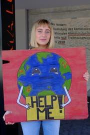 Sheela Steiger (19) aus Fruthwilen. (Bild: Rahel Haag)
