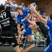 Verlässt den HC Kriens-Luzern: Luca Engler (Archivbild Nadia Schärli)