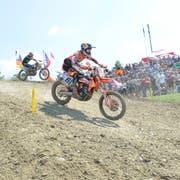 Noch ist offen, ob der Motocross-Grand-Prix of Switzerland auch 2019 auf der Anlage «Schweizer Zucker» stattfinden wird. (Bild: Donato Caspari, 19. August 2018)