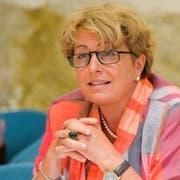 Regierungspräsidentin Cornelia Komposch. (Bild: Donato Caspari)