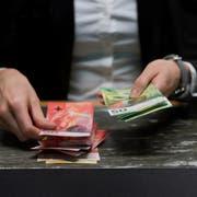 Bei der Verteilung der NFA-Gelder stehen Veränderungen an. (Bild: Corinne Glanzmann)