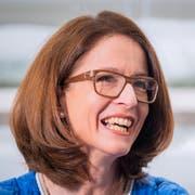 Susanne Vincenz-Stauffacher. (Bild: Urs Bucher)