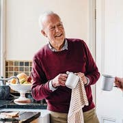 Der sorglose Ruhestand im Eigenheim ist für viele Menschen besonders wichtig.