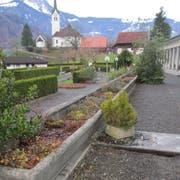 Der Friedhof Rudenz in Giswil. (Bild: PD)