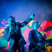 Unbestrittener Höhepunkt am Open Air 2018: Depeche Mode. (Bild: Ralph Ribi)
