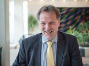 Der parteilose Andreas Graf. (Bild: Ralph Ribi)