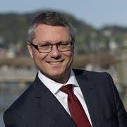 Regierungsratskandidat Jörg Meyer (Bild: Corinne Glanzmann)