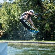 Wie hier in Kefikon sollen Wassersportler künftig auf dem Bodensee ihren Spass haben. (Bild: Reto Martin)