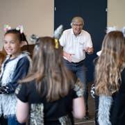 Urs Mahnig tritt nach 33 Jahren als Leiter des Kinder- und Jugendchors Willisau ab. (Bild: Pius Amrein (Willisau, 6. Juni 2018))