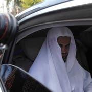 Der saudi-arabische Generalstaatsanwalt Saud al-Muajab. (Bild: Can Erok/AP (Istanbul, 30. Oktober 2018)