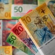 Die St.Galler Stadtregierung erwartet für 2018 eine einigermassen ausgeglichene Rechnung - dank tieferer Investitionen als budgetiert. (Bild: Gabriele Putzu/KEY)