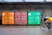 Die Exportwirtschaft im Werdenberg gerät ins Stocken. Bild: Urs Bucher