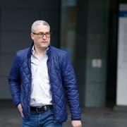 Der ehemalige FDP Politiker Ivo Romer soll Millionen einer Klientin seiner Firma veruntreut haben. (Bild: Stefan Kaiser, Zug, 7. Februar 2017)