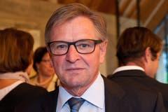 Der Urner CVP-Ständerat und ehemaliger Regierungsrat Isidor Baumann gehört auch zum Netz der Zentralschweizer Politiker um Wicki. (Boris Bürgisser, Seedorf, 26. September 2015)