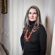 Geht es nach Nationalrätin Yvette Estermann (SVP, LU), könnte sogar das Krankenversicherungsobligatorium abgeschafft werden. Bild: Manuela Jans (Luzern, 13. Januar 2017)